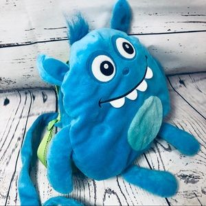 Nuby Plush Monster Backpack Safety Harness